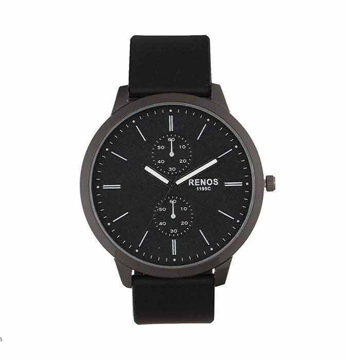 ساعت مچی عقربه ای مردانه رنوس مدل 1195C