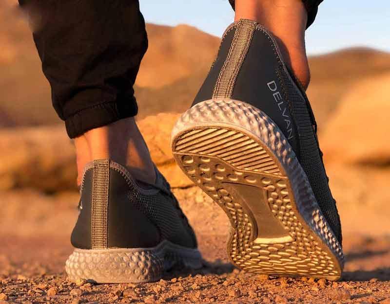 کفش مخصوص پیاده روی مردانه کد U200