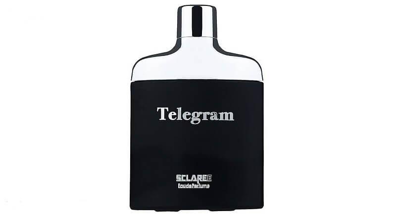 ادو پرفیوم مردانه اسکلاره مدل تلگرام حجم 82 میلی لیتر بههمراه ادو پرفیوم زنانه اسکلاره مدل تلگرام حجم 100 میلی لیتر