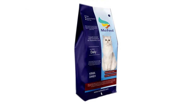 غذای خشک گربه مفید مدل ADULT وزن 2 کیلوگرم