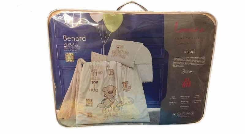 سرویس خواب 8 تکه کودک لومانا مدل Bernard