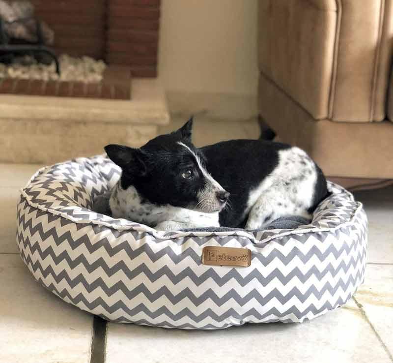 جای خواب سگ و گربه پتیوو مدل Zig Zag Snooze