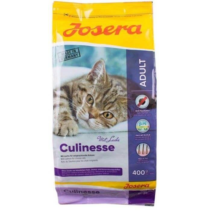 غذای خشک گربه جوسرا کد 010 وزن 400 گرم
