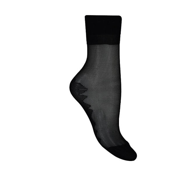 جوراب زنانه کاملیا مدل ABL06 بسته 6 عددی